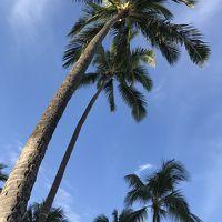 2018 GW 友人夫婦とオアフ島ー出発〜2日目