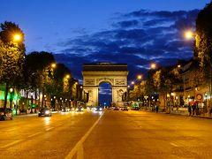 2018年GW フランスの旅(パリ)