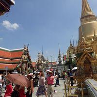 初めてのバンコク一人旅(Part2:寺院巡り〜JJグリーンマーケット)