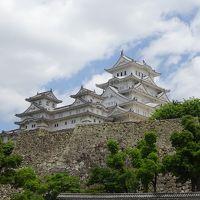 JAL特典航空券で行く、母と2泊3日関西の旅!憧れの姫路城☆1日目☆姫路〜神戸