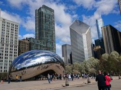 シカゴの休日街歩き、博物館と建築を巡る旅1 まずはシカゴ美術館へ