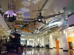 シカゴの休日街歩き、博物館と建築を巡る旅4 シカゴ大学、ロビー邸、科学産業博物館、チャイナタウン