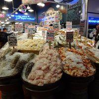 2018年GWは4都市めぐり 初めてのシアトル パイクプレイスマーケットで海の幸を堪能(シアトル1日目)