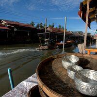 GW・2度目のバンコク6日間、アムパワー水上マーケットに宿泊編。