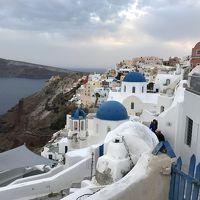 エーゲ海の絶景サントリーニ島と神話の街アテネを巡るギリシャの旅� 世界一夕陽が美しい街イアへ