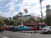 GWはキューバへ! その2 タクシーで世界遺産の旧市街へ。
