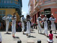 GWはキューバへ! その4 クラシックカーを見て支倉常長像から竹馬ダンスへ。