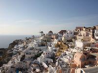 2017:GWたび・その6‐2 *初めての船旅 エーゲ海クルーズ* ギリシャ・サントリーニ島 編 これがエーゲ海の王道!イアの景色をみよ!!
