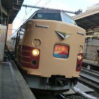 鉄道+登山+温泉+免許更新.盛りだくさんの熱海1泊2日旅・その1 最後の国鉄特急標準塗装車‥快速.富士山1号に乗る。