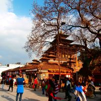 オヤジ、ネパールは雨とホコリでタジタジでした(カトマンドゥ編) No8