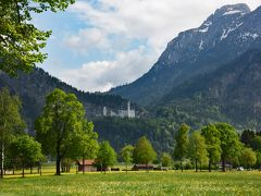 ミュンヘンを拠点に巡る、春の南ドイツ(1): 白ビール、ノイシュヴァンシュタイン城、そしてヘッセゆかりのマウルブロン修道院とカルプ