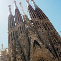 The second European trip 今度はバルセロナだ! ー憧れのサグラダ・ファミリアと市街サイクルツアー 締めはミュンヘンのセネターラウンジへー