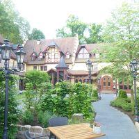 2018年ドイツの春:�シュペッサート地方・選帝侯の古城ホテル ヴァイバーヘーフェに泊まる