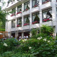 イタリア公園、浜離宮、日比谷公園など 早くも紫陽花や花菖蒲