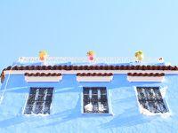 2018年GW エキゾチックなモロッコへ【7】フォトジェニックスポットの青い街シャウエンはカラフルな街だったII
