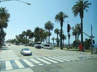 アメリカ ラスベガスと大自然グランドサークル6日間の旅 <1> 出発〜ロサンゼルス〜サンタモニカ