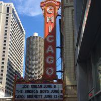 有休1日&週末でシカゴに一人旅