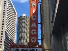 有休1日&土日でシカゴ