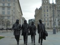 6年越しの夢かなう、イギリスへ�リバプール、ビートルズ