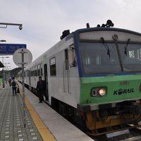 2018年5月韓国鉄道旅行3(ソウルで食べ歩き&5年ぶりの白馬高地駅)