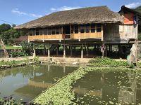 「少数民族に会いたい!」ハザン省ラストは平地に住むタイ族に会いに行く 高床式住居が素晴らしい〜