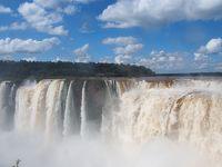 南米2018旅行記 【14】イグアスの滝(アルゼンチン)4(悪魔ののどぶえ)