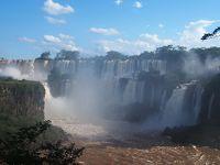 南米2018旅行記 【15】イグアスの滝(アルゼンチン側)5(ロワー・トレイル3)