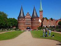 ドイツ大周遊(15) リューベックの市内観光。