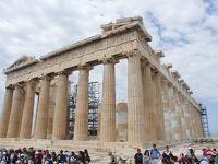 古代ギリシャ文明を求めて、アテネ・アクロポリス周辺を歩きます!(4/4)
