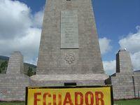 エクアドル� 赤道直下に行ってみよう!