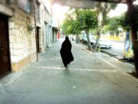テヘラン   の    優しい  道              2017