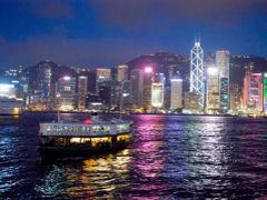 [雨季の晴れ間の香港旅2018-02] 沙田からビクトリア・ピーク〜尖沙咀でワンタン麺