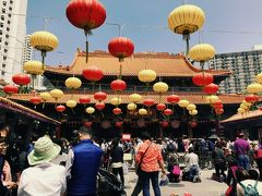 2018年3月・三世代香港旅行�パワースポット黄大仙&文武廟、そしてSuperdry愛(笑)