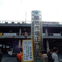 ある東京観光の一日