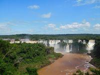南米2018旅行記 【17】イグアスの滝(ブラジル側)2(トレイル)