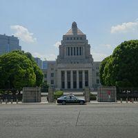 京橋エドグラン〜銀座アンテナショップ〜国会議事堂へ 東京まちさんぽ
