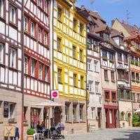 【バイエルン地方をめぐる写真旅】緑がキレイな美景の宝庫・ニュルンベルク