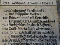 インスブルックでモーツアルト父子の足跡をしのぶ。