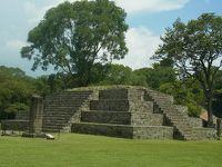 ホンジュラスのコパン遺跡訪問