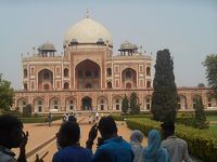 インドの世界遺産 フマユーン廟