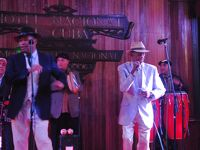 GWはキューバへ! その19  楽しみにしていたブエナ・ビスタ・ソシアル・クラブのディナーショーへ。