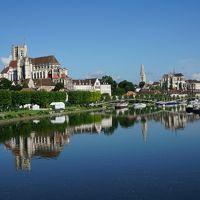 フランス・ドライブ 3,236km - #1 プロローグ : ヨンヌ河畔のオーセール