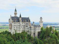 ヨーロッパ新婚旅行(その15)《ノイシュヴァンシュタイン城編》