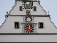 JALパック 旅行記 ドイツ ライン川 古城ホテル と ロマンチック街道 8日間 3日・4日目 ローテンブルク 散策