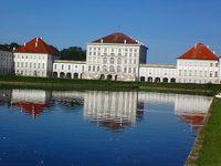 ドイツ大周遊(56) ミュンヘン自由行動の日 ニンフェンブルク宮殿。
