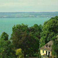 ドイツ大周遊(60) ミュンヘンからボーデン湖畔のメーアスブルグへ。