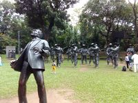 Jose Rizal execution site(リサル公園)