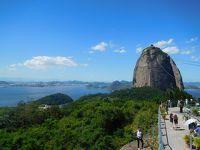 南米2018旅行記 【21】リオデジャネイロ3(ポン・ジ・アスーカル1)