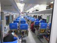 2018小満「インドネシアへ一人旅」(4_夜行列車でジャカルタへ)