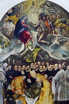 復讐と再挑戦。リベンジ・スペイン(34)サント・トメ教会とエル・グレコ美術館のグレコ作品に再会する。